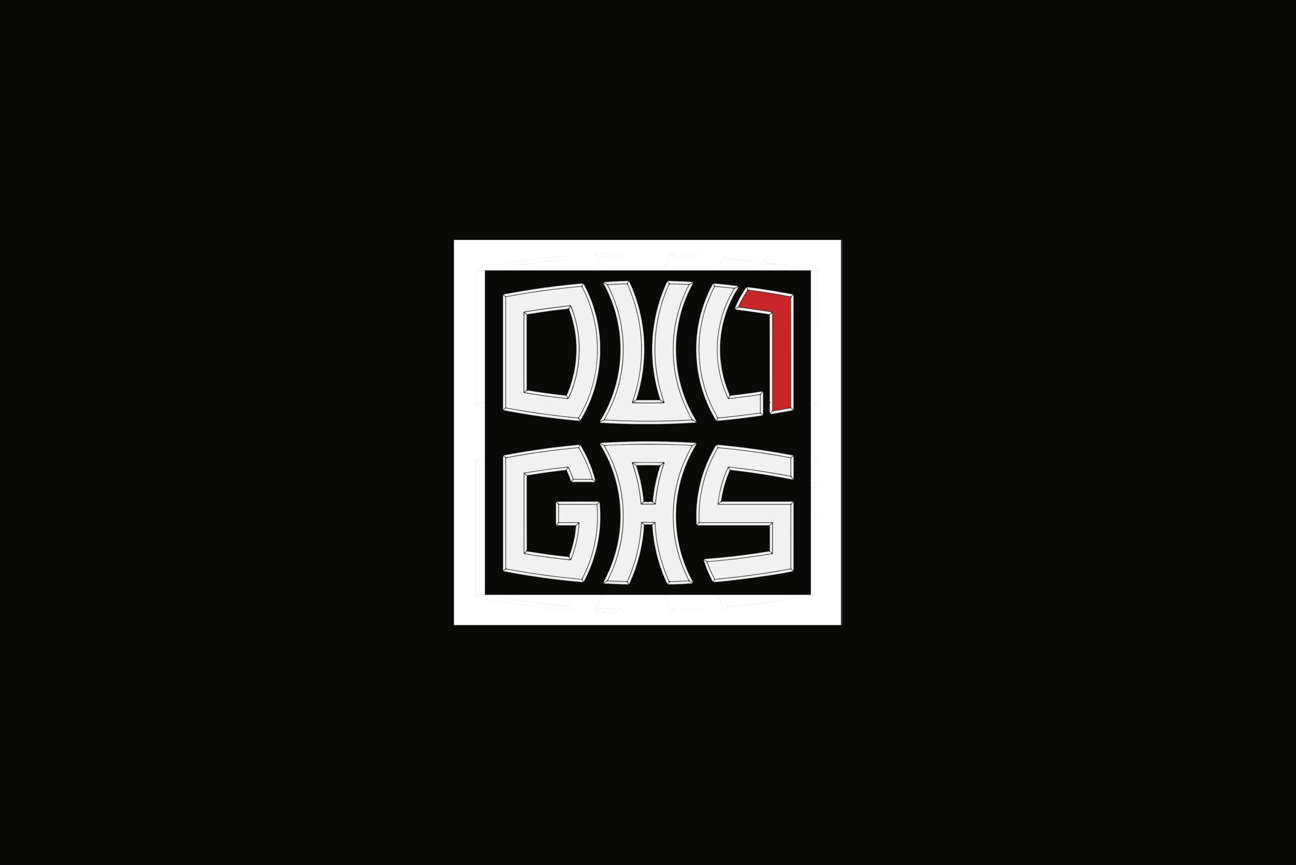 dull gas logo